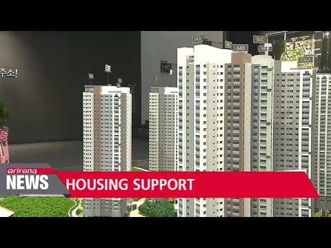 Korean government to provide customized housing support