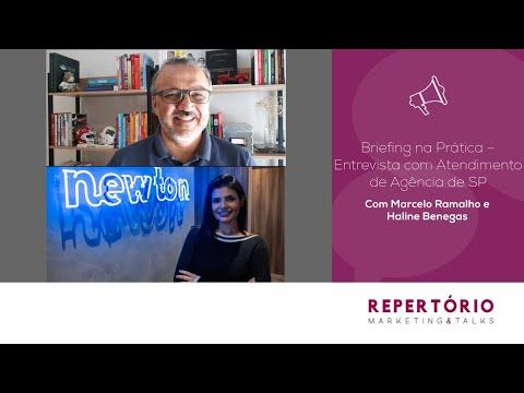 Briefing na Prática – Entrevista atendimento de Agência de SP