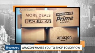 Amazon Drums Up Own Holiday Called 'Prime Day'