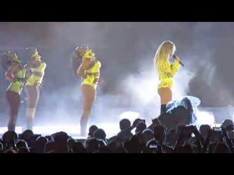 Beyonce - Freedom (Kendrick Lamar Came Out) Formation World Tour October 7,2016 Metlife Stadium