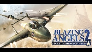 Blazing angels 2  -  ( Xbox 360 - PlayStation 3) - Gameplay - HD