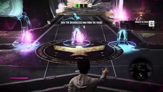 InFAMOUS first light gameplay part 2