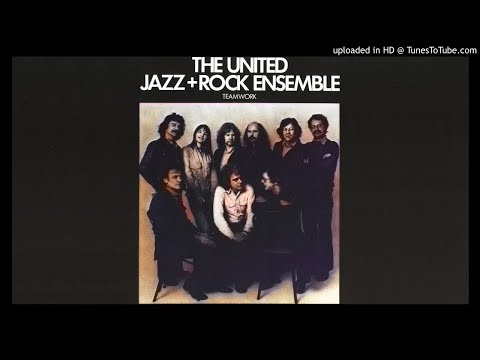 The United Jazz + Rock Ensemble - Yin [HQ Audio] Teamwork 1978