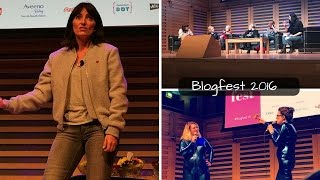 Blogfest16, Weekend Vlog Meeting stars of YouTube & Tv Davina, Sprinkle Of Glitter & BrummyMummyOf2