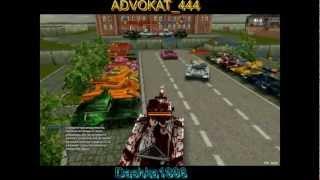 Tanki Online Свадьба ADVOKAT_444 & Dashka1996