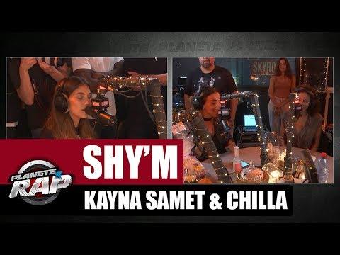 Youtube: Shy'm«Olé Olé» ft Kayna Samet & Chilla #PlanèteRap