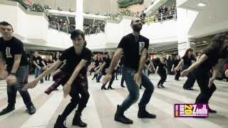 -M-  Matthieu Chedid  flashmob Mojo Zenith Nancy