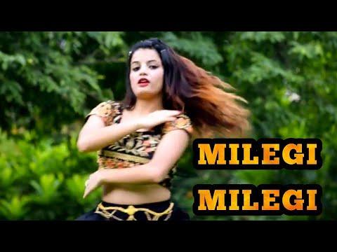 Milegi Milegi | STREE | BollywoodBest Dance By Beauty n Grace Dance Academy |2018