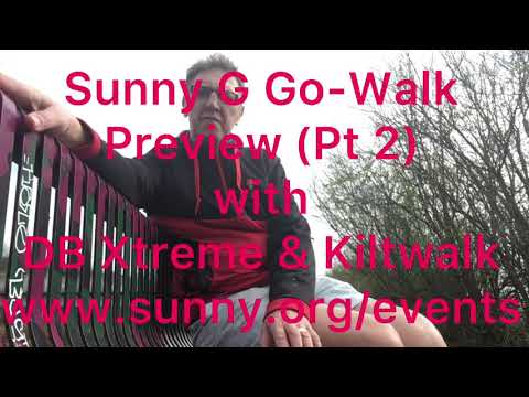 Sunny G Radio Go-Walk Preview (Pt 2)