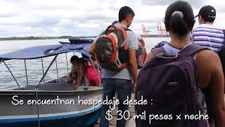 BUENAVENTURA - LADRILLEROS / pacifico colombiano /