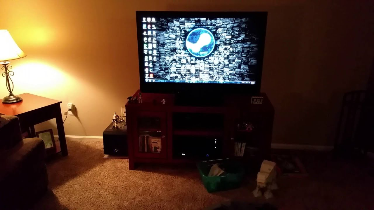 living room gaming pc tv wall unit design booting up the youtube