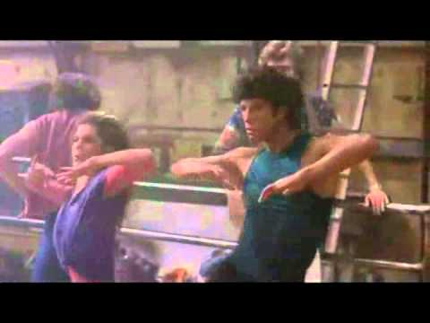 Far from over-Frank Stallone - Travolta's film -Stayingalive