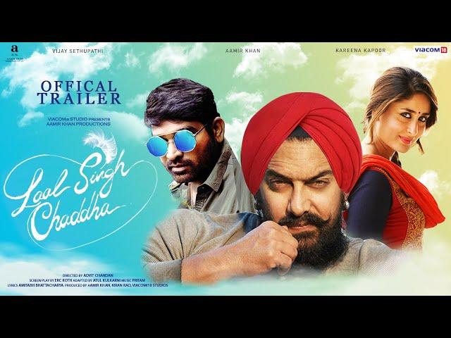 Lal Singh Chaddha | Official Trailer | Aamir Khan | Kareena Kapoor | Vijay Setupati #Concept Trailer