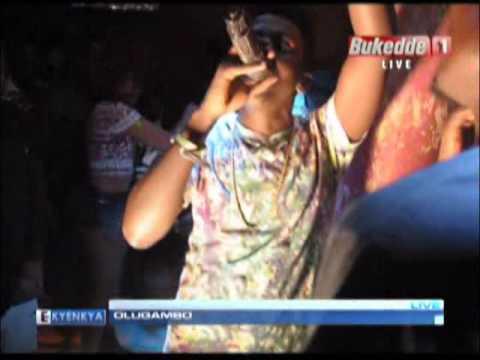 Olugambo: Diamond ne Zari