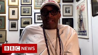 Spike Lee on George Floyd: 'This is not new' - BBC News