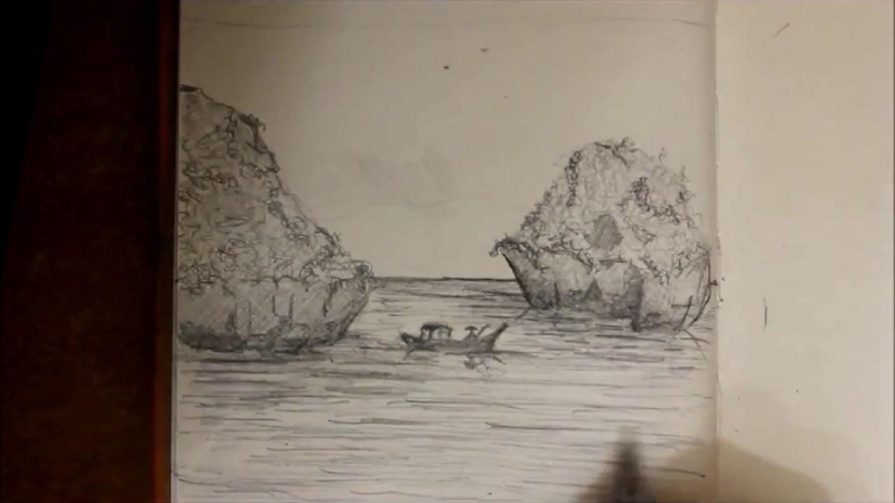Drawing Thailand