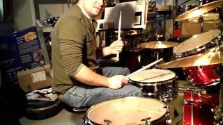 John Bonham Drums LIVIN