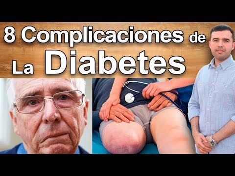 La Diabetes Causa Graves Consecuencias - 8 Complicaciones Que No Debes Ignorar