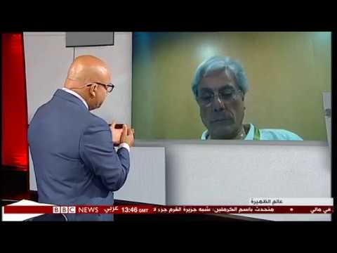 Dr Ahmed Ismail BBC Skype Interview