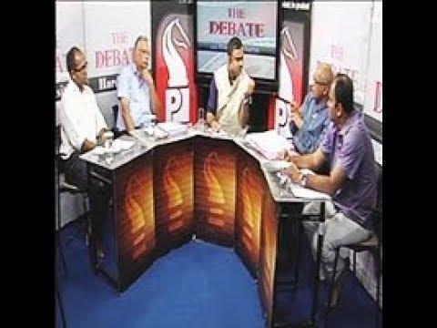 The debate 05 april 18 _Prudent Media Goa