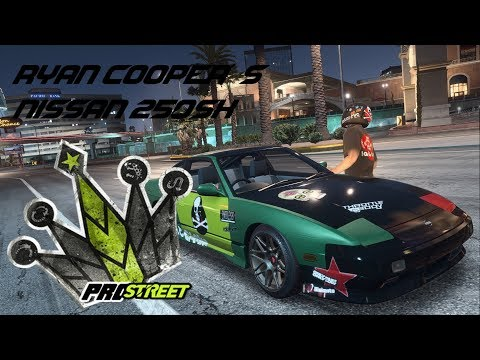 Need For Speed Payback Ryan Cooper´s Nissan 240SX From Need For Speed Pro Street