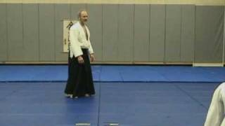 Aikido Waza Applications of Circularity