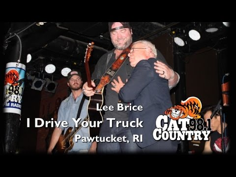 Lee Brice With Paul Monti - I Drive Your Truck