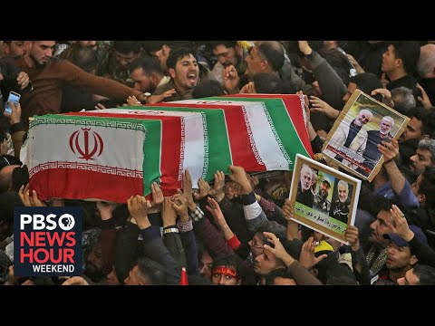U.S.-Iran tensions: a diplomatic quagmire for the Middle East
