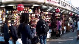 Fojas Family Tokyo Visit November 2014