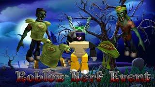 Roblox Nerf Halloween Event: Zombie-Location