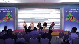 Communities around blockchain  Associations, hubs, labs