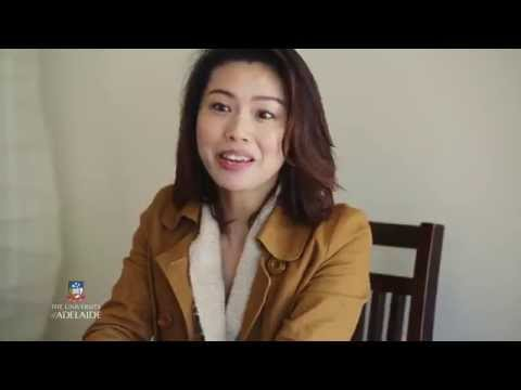Meet Serena from China - English Language Centre Student