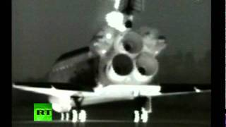 NASA video: Space shuttle Endeavour final landing