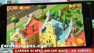 Gardenscapes New Acres hack How to  Get Unlimited Coins in Gardenscapes