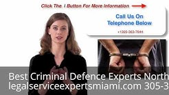 Criminal Defence Attorney North Miami Beach