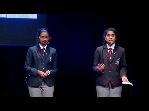 Explaining things as they are | Nikhita Thevannoor & Samriddhi Jaichand | TEDxYouth@Lovedale