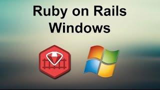 Rails Casts: Установка Ruby on Rails на Windows