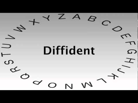 SAT Vocabulary Words And Definitions U2014 Diffident