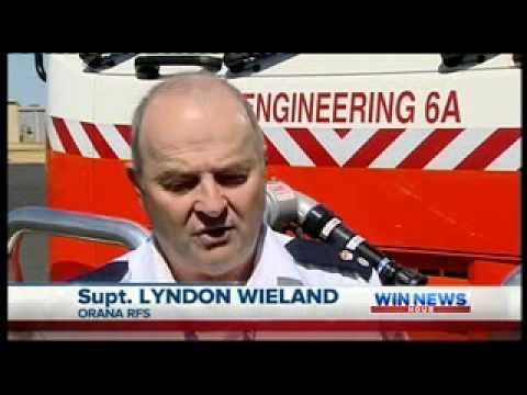 WIN TV   Category 6 RFS tanker