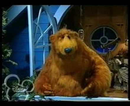 Bjørnen I Det Blå Huset Episoder