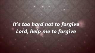 Tina Campbell - Too Hard Not To (Lyrics)