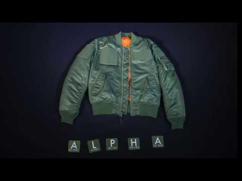 2017 Große Discount Alpha Industries Jacke Starfighter