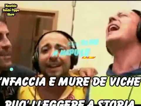 Base Karaoke - Napule - D'alessio - Finizio - Da Vinci - Dalla - By Maurizio Baudo Pippo Show