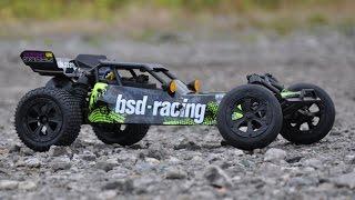FLUX BAJA V2 BSD RACING RC CAR