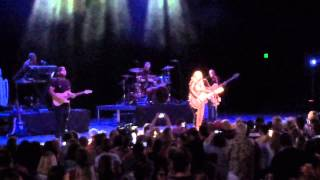 Melissa Etheridge (I want to come over)