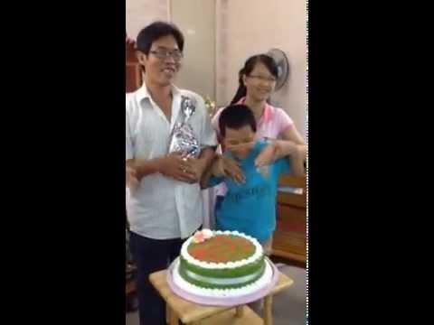 Happy birthday Phước Hương - Ban Thanh Tráng Bình Thới