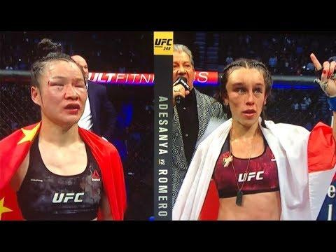 ВОТ ПОЧЕМУ ВЕЙЛИ ЖАНГ ПОБЕДИЛА ЙОАННУ ЕНДЖЕЙЧИК НА UFC 248!