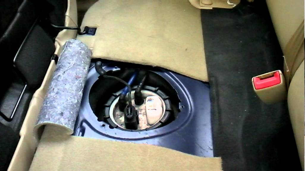 Vw Golf Mk4 4motion V6 R32 Fuel Pump Prime Sound Youtube