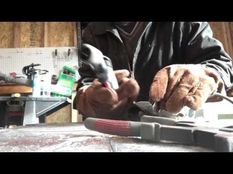 DIY Steel Rose