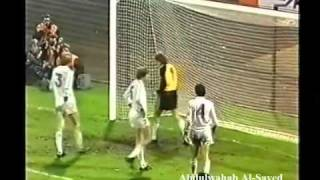 the netherlands hungray 1 2 world cup 86 qualifier oct 17 1984